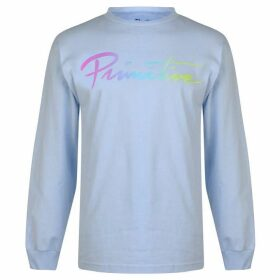 Primitive Long Sleeve T Shirt Mens - Nuevo Gradient