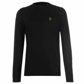 Luke Sport Traff Long Sleeve T Shirt - Black