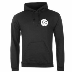 Official Bring Me The Horizon BMTH Hoodie - Distorted