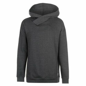 Soviet Cut and Sew Panel OTH Hoodie - Charcoal Marl