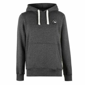 SoulCal Signature OTH Hoodie - Dk Charcoal M