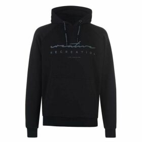 Creative Recreation Signature Hoodie - Black