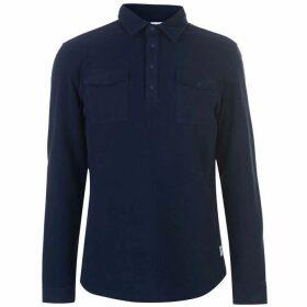 SoulCal Deluxe Fleece Shirt - Navy