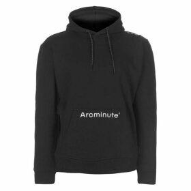 Arcminute Emmet Hoodie - Black