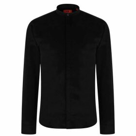 HUGO Edies Long Sleeve - Black