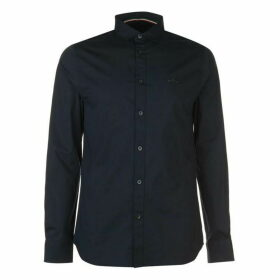 883 Police Capital Long Sleeve Shirt - Navy