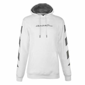 Kings Will Dream Carrbridge OTH Hoodie - White