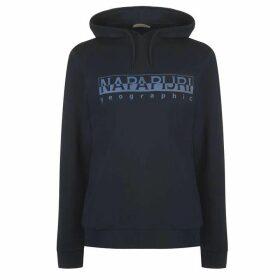 Napapijri Bevora OTH Logo Hoodie - Navy