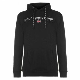 Good For Nothing Hoodie - Black