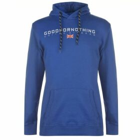 Good For Nothing Hoodie - Cobalt