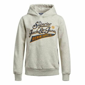 Jack and Jones Junior Large Logo OH Sweat