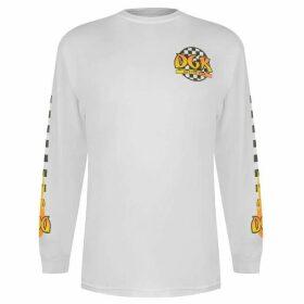 DGK DGK Long Sleeve T Shirt - Ghetto Fire