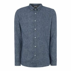 Jack and Jones Premium Shirt - GREY MELANGE