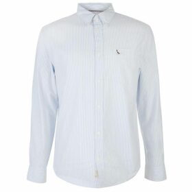 Jack Wills Jack Wills Wadsworth Oxford Shirt - Blue