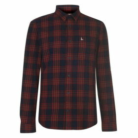 Jack Wills Jack Langworth Shirt - Red