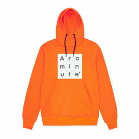 Arcminute Pascal Over The Top Hoodie - Orange