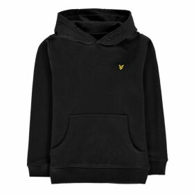 Lyle and Scott & Scott Classic hoodie - Black
