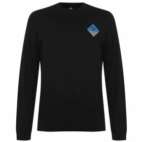 Barbour Beacon Switch Long Sleeve T Shirt - Black