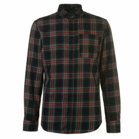 Jack and Jones Original Legacy Long Sleeve Shirt - Fiery Red