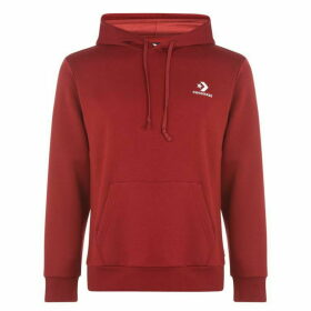Converse Lifestyle Star Chevron OTH Hoodie - Red