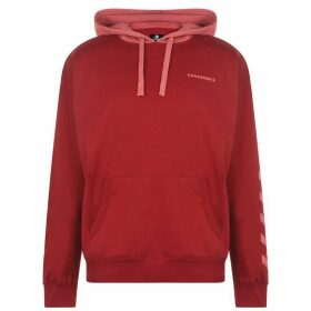 Converse Lifestyle Chevron OTH Hoodie - Red