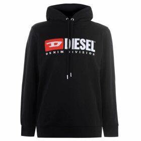 Diesel Jeans Diesel Retro Hoodie - Black 900