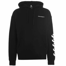 Converse Lifestyle Repeat Chevron Hoodie - Black