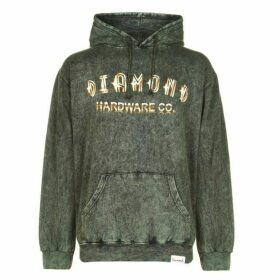 Diamond Supply Co. Skull OTH Hoodie - Green