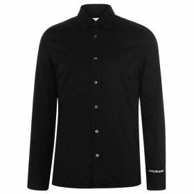 Calvin Klein Jeans Mono Tape Shirt - CK Black