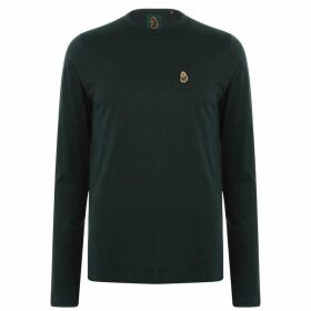 Luke Sport Traff Long Sleeve T Shirt - Racing Green