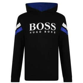 BOSS BODYWEAR Authentic Hooded Sweatshirt - Black