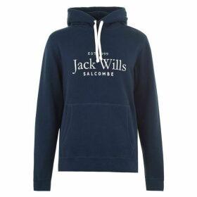 Jack Wills Ampthill OTH Hoodie - Navy