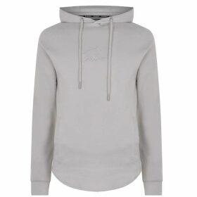Fabric Muscle Hoodie Mens - Grey