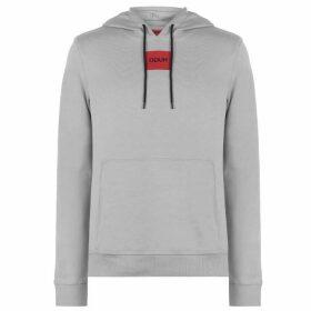 HUGO Daratschi Hoodie - 034 Med Grey