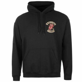 Official Rolling Stones Hoody Mens - Black