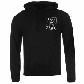 Official Guns n Roses Hoody Mens - Black