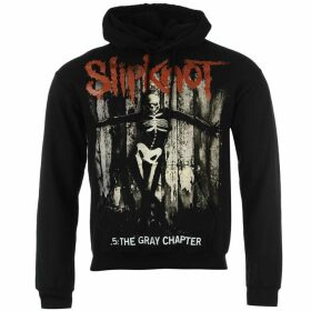 Official Slipknot Hoody Mens - Black