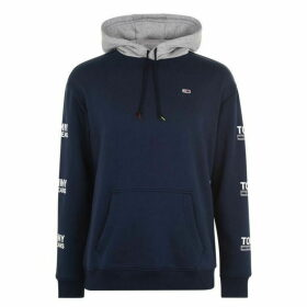 Tommy Jeans Essential Graphic Hoodie - None