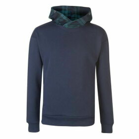 Jack and Jones Original Lennox Hoodie - Blue