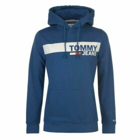 Tommy Jeans Hoodie - Blue