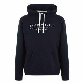 Jack Wills Jack Batsford Hoodie - Blue