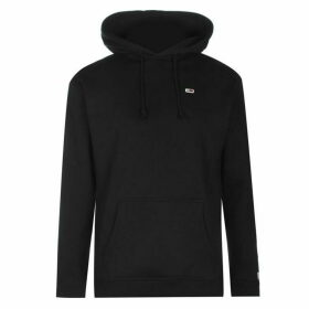 TOMMY JEANS Classic Hoodie - Black