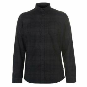Jack and Jones Core Odlin Long Sleeve Shirt - Black