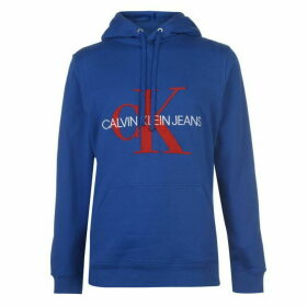 Calvin Klein Jeans Towel Mono OTH Hoodie - Surf the Web