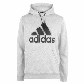 adidas BOS Hoodie Mens - Grey Heather