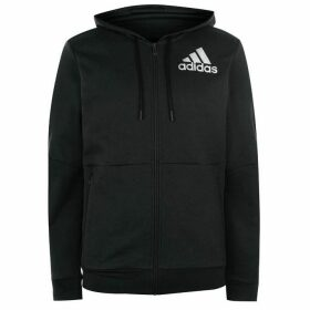 adidas SID BOS Hoodie Mens - Legend Earth