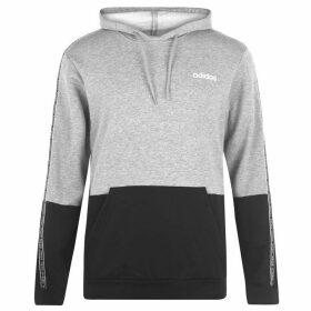 adidas Taping Hoodie Mens - Grey/Black