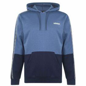 adidas Taping Hoodie Mens - Blue/Navy