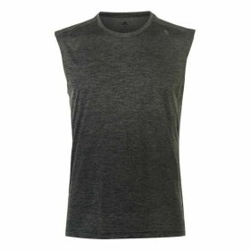 adidas Gradient Melange Tank Top Mens - Grey/Carbon