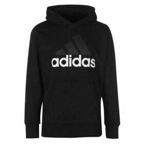 adidas Linear OTH Hoody Mens - Black